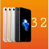 Sellado Iphone 7 32gb Libre Apple Original Rose Negr