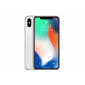 Iphone X 256 Gb Libre De Fabrica + Sellado