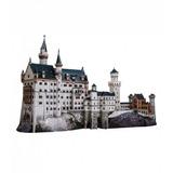 Castillo Neuschwanstein Modelo A Escala (rompecabezas 3d)