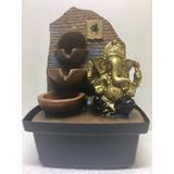 Fuente De Agua Buda Ganesha C/luz Feng Shui El Mejor Precio