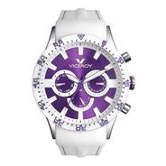 Reloj Mujer Viceroy 432142-75 Wr 50m Multifuncion Acero Inox