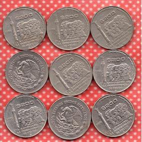 Moneda $200 Pesos 175 Años Independencia C2