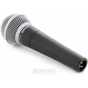 Microfono Shure Sm58 Para Voces - Llego Stock!
