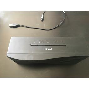 Caixa Som Portátil Bluetooth Isound