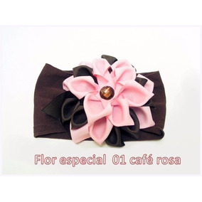 Tiara De Bebé Modelo Candy O Ximena Envío Incluido Rosa Cafe