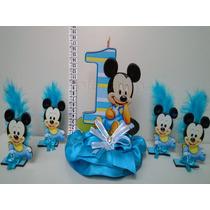 Promo 20 Souvenirs, Mickey Bebe Mas El Central