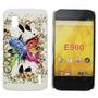 Capa Case Tpu Celular Lg Nexus 4 E960 Pelicula Gratis