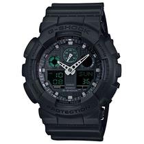 Relógio Casio G-shock Ga-100mb 1a Military Black