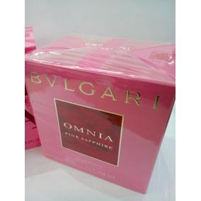 Perfume Bvlgari Omnia Pink Sapphire 65 Ml Feminino Original df210ddbdc