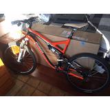 Bicicleta Specialized Camber Full Suspension Aro 26 - Xl