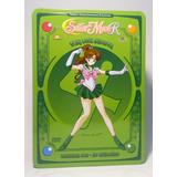 Sailor Moon Talk Box Jupiter Volumen 4 Cuatro Serie Tv Dvd