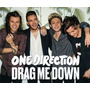 One Direction Drag Me Down Single Nuevo Sellado Yosif Andrey