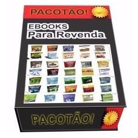 Pacote De 10,000 Infoprodutos Ebooks Com Direito De Revenda