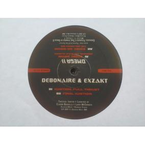 Omega Ii / Debonaire & Exzakt - Sonic Boom /ignition (novo)