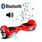 Smart Balance Scooter Eléctrico Con Bluetooth Gratis Maletín