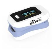 Oximetro Saturometro De Pulso Digital Curva Silfab Md300cc