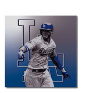 Canvas Cody Bellinger Dodgers 60 X 60 Cms Cuadro