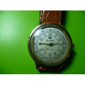 Antiguo Reloj Nivada Automatico