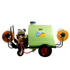 Parihuela Fumigadora De Alta Presión Gasolina Tanque 300l