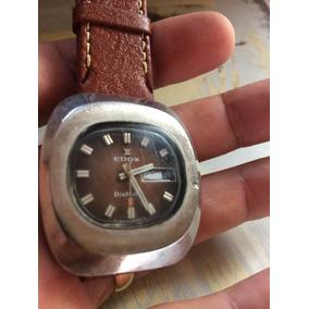 183ade29964 Relogio Antigo Edox No Estado - Relógios no Mercado Livre Brasil