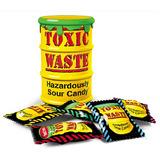 Doces Importados - Balas Mais Azedas Do Mundo - Toxic Waste