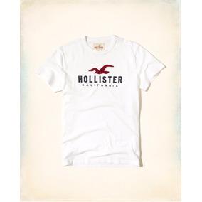 Camiseta Hollister Surf Masculina Nova Original Importada 5