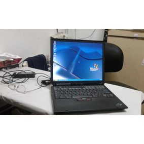 Notebook Ibm Thinkpad R32 Funcionando