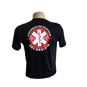 Camiseta Socorrista Aph Unissex G