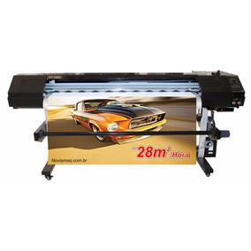 Plotter De Impressão Digital Ft1800 Dx7 Epson Eco Solvente