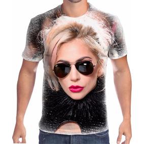 Camiseta Personalizada Lady Gaga 02
