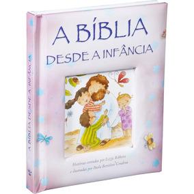 A Bíblia Desde A Infância - Tradução Novos Leitores - Rosa