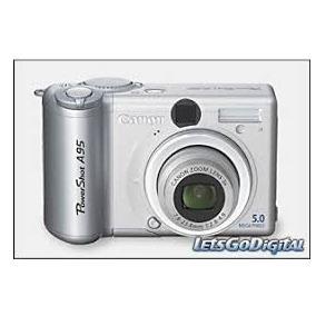 Camara Digital Canon Powershot A95