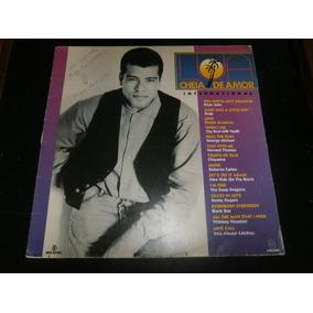 Lp Trilha Sonora Internacional Lua Cheia De Amor, Vinil 1990