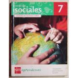 Ciencias Sociales 7 Caba Aprendemos / Editorial Sm
