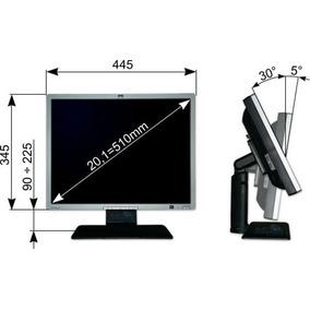 Monitor Hp Nuevo 20.1pulgadas Modelo Lp2065