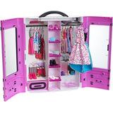 Barbie Fashionistas Ultimate Closet, Púrpura