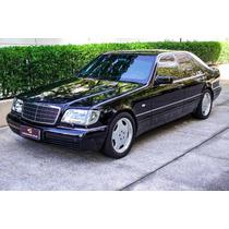 1997 Mercedes-benz S500 V8 Blindada
