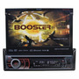 Dvd Retrátil Universal Booster Bluetooth Touch 7 Usb Sd Tv