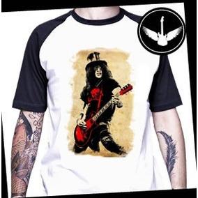 Camiseta Slash Guns N Roses Guitar God Frete Grátis 3
