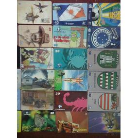 Cartões Telefônicos (super Seleção Especial)
