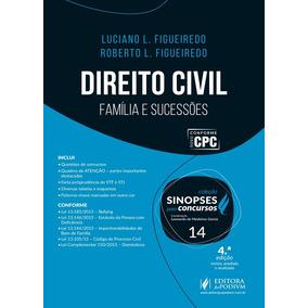 Direito Civil - Sinopses Para Concursos - Vol 14 - Juspodivm
