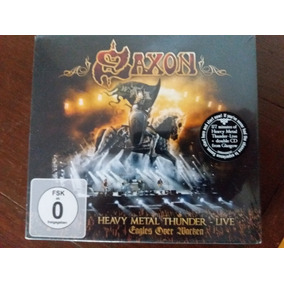 Saxon - Heavy Metal Thunder Live (2cds + 1dvd)