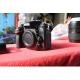 Nikon D7200 Video Full Hd 24.2 M Iso 100-25600 Profesional