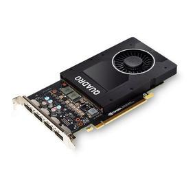 Tarjeta De Video Pny Nvidia Quadro P2000 5gb Gddr5 Pci-e