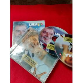 Dvd +cd-rom Luis Inácio Lula Da Silva Governo E Reeleição