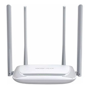 Router Wifi Mercusys By Tp Link 300 Mbps 4 Antenas