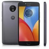 Motorola Moto E4 Xt1762 Dual Sim Cinza 16gb Novo Original