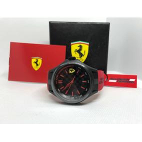 Reloj Scuderia Ferrari Pit Crew Dama Original 0840007
