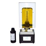 Impresora 3d Resina Dlp Chimak Liquid 101 Alta Definicion