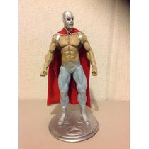 El Santo El Enmascarado De Plata Lucha Libre Figura Resina